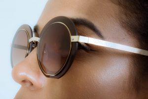 Round Rimless Sunglasses Under Armour Sunglasses